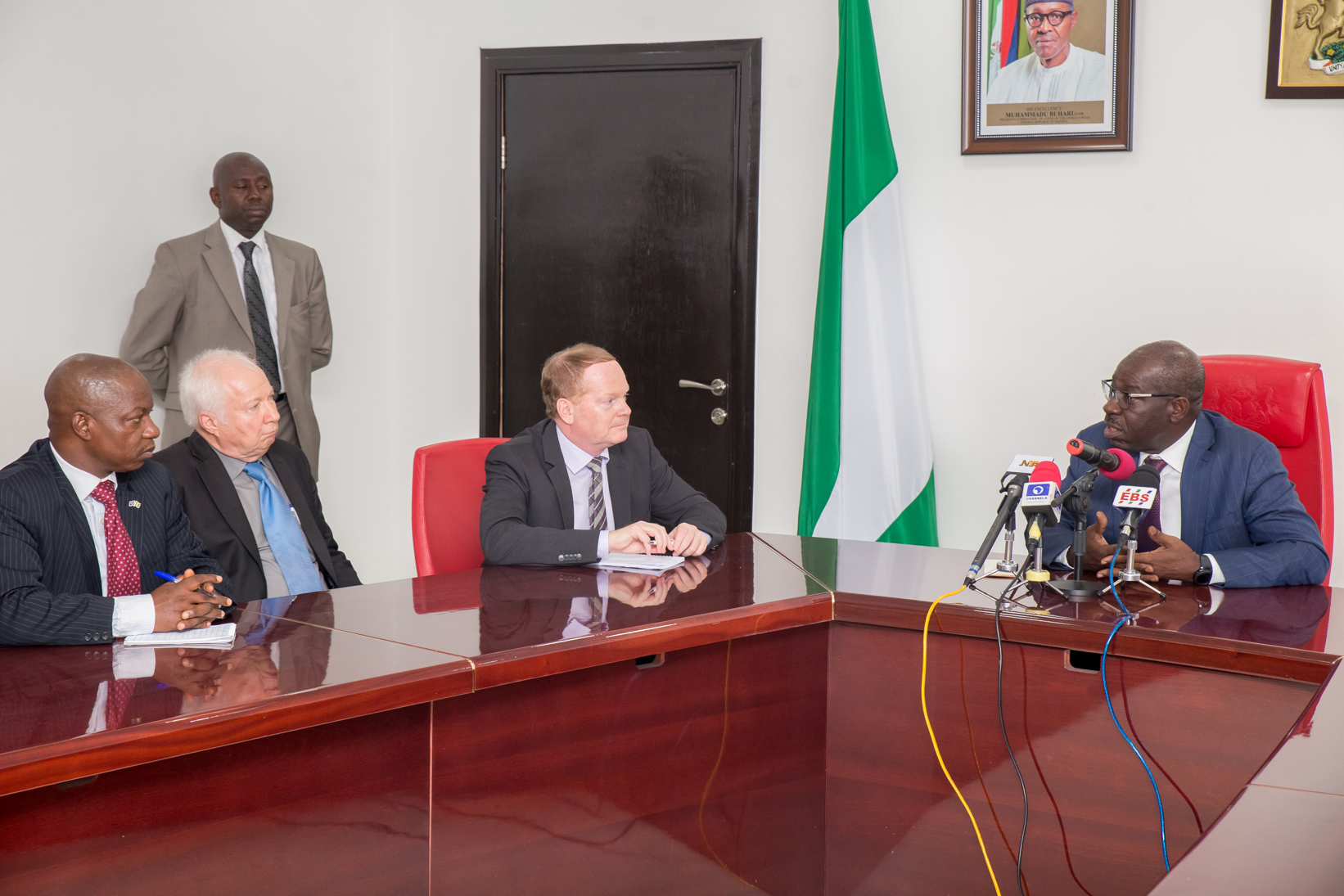 Project Funding: EU Urges Other States to Emulate Obaseki
