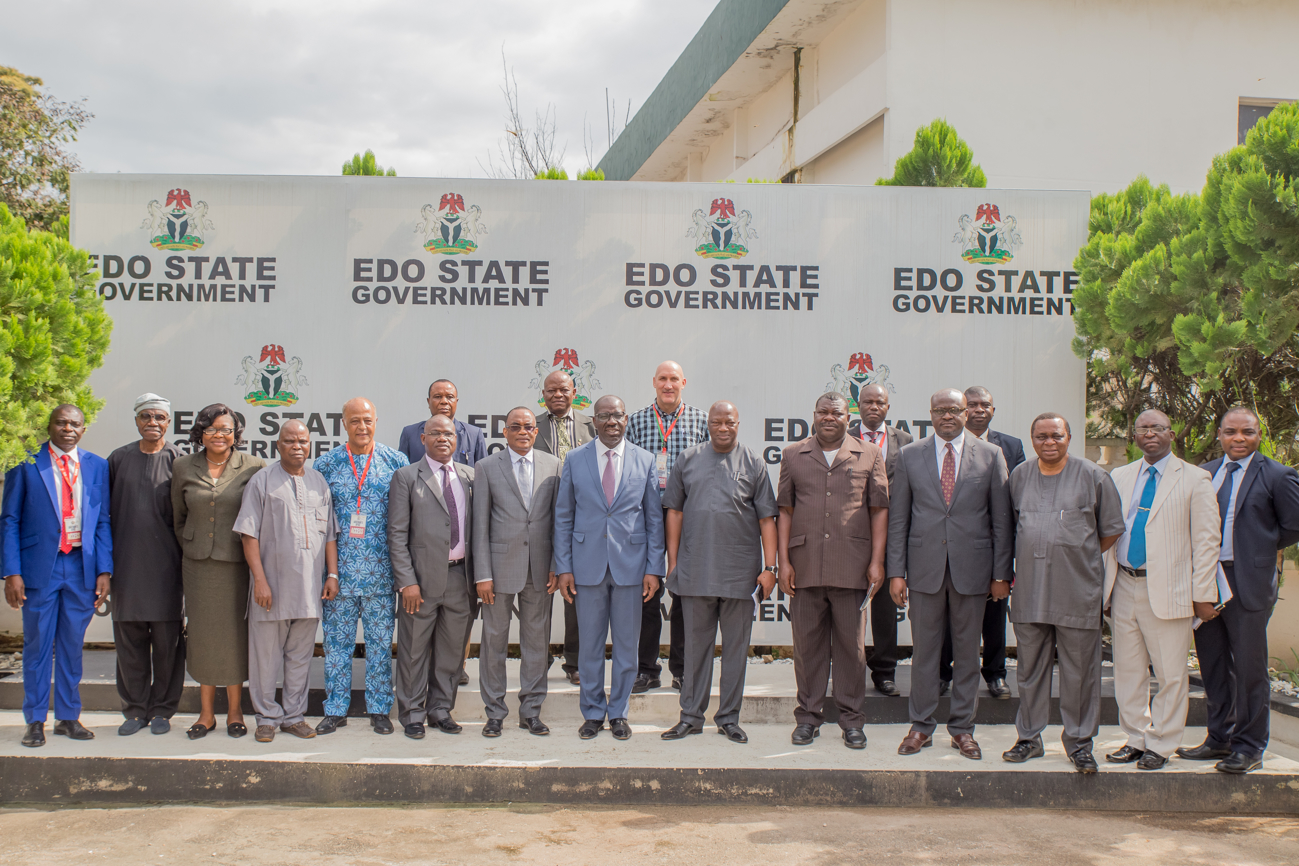 Obaseki assembles experts to reposition Agric sector ...targets top place in seed production, aquaculture, livestock