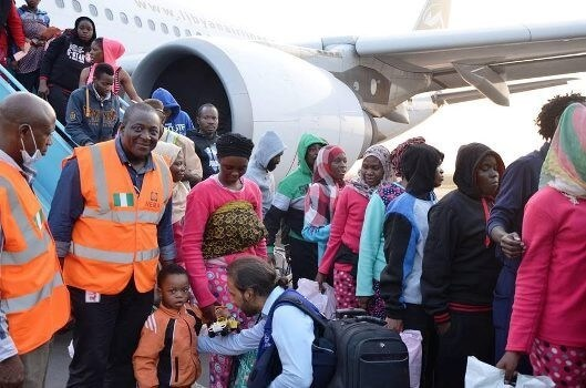540 Nigerians to be deported from Libya Aug. 10 – NAPTIP DG