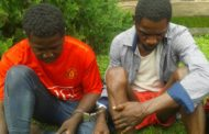 Police Nab Lawyer's Son, 3 Others For Armed Robbery