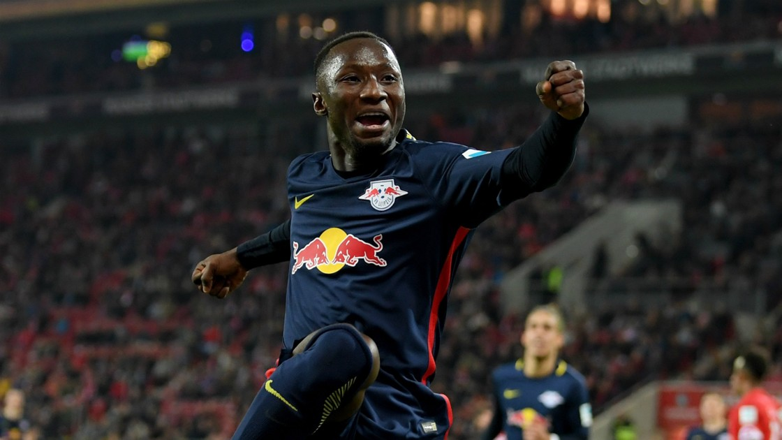 Liverpool confirm club-record transfer of Naby Keita for next season