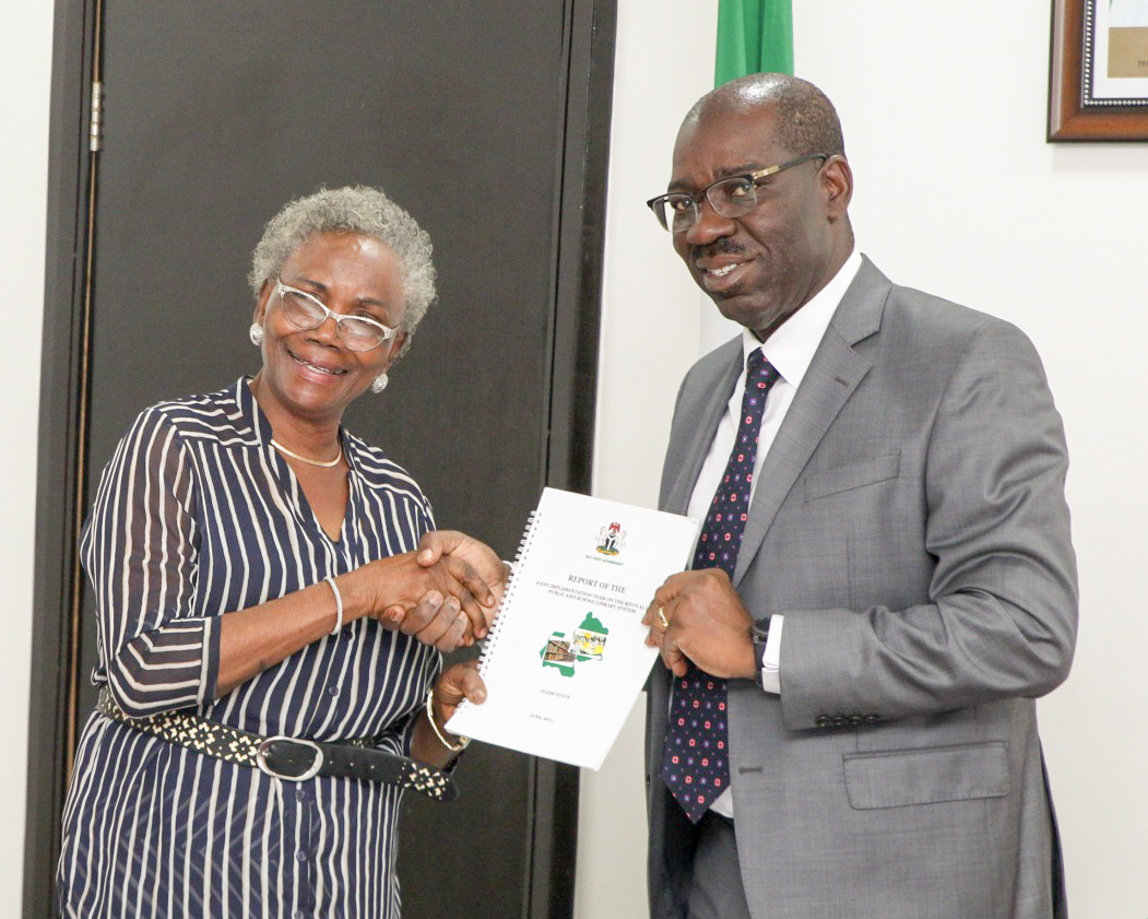 Int'l Literacy Day: Obaseki urges Policy Makers to Prioritise ICT- based teaching