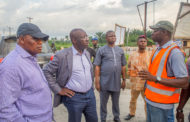 Obaseki breathes down on contractors handling road projects in Edo Central...insists on immediate completion as rains ebb out