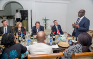 Obaseki hosts US Envoy, says commitment to wealth creation, justice sacrosanct