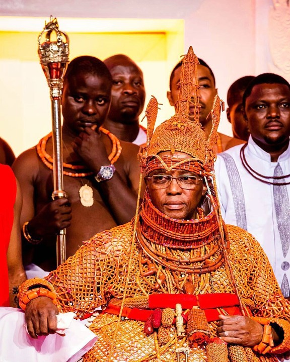Oba of Benin felicitates with Christians, urges tolerance, peace