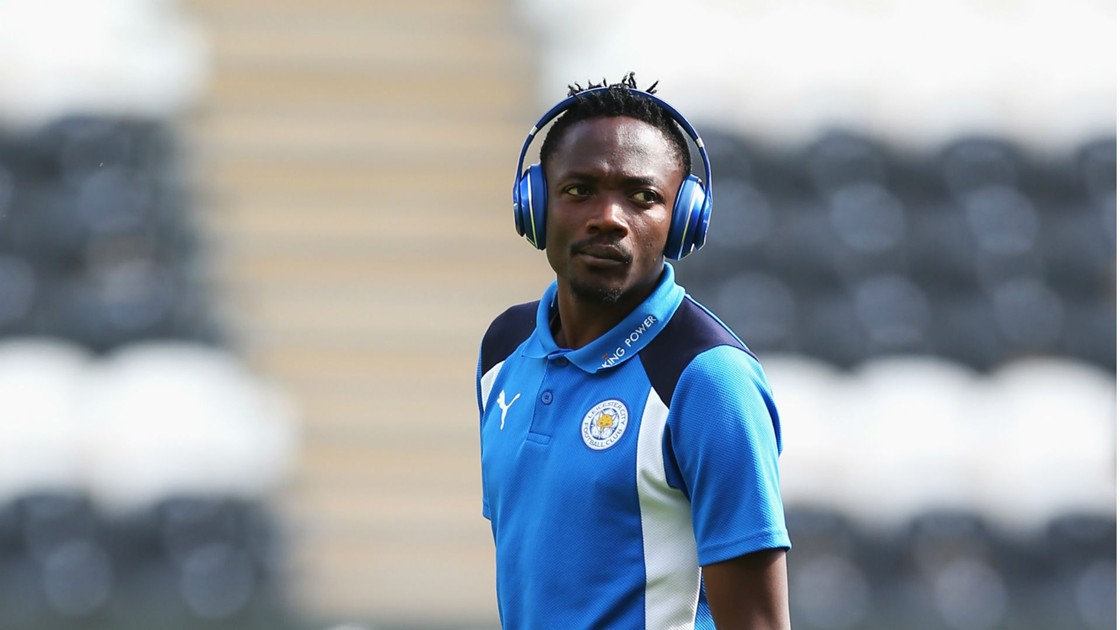 Leicester City's Musa Launches Service Station In Kano