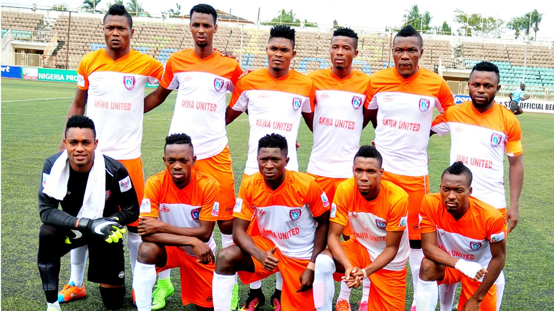 Federation Cup: Akwa United's Maikaba Unfazed By Niger Tornadoes' Antics