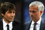 Conte Dismisses Mourinho Feud As 'A Stupid Issue'