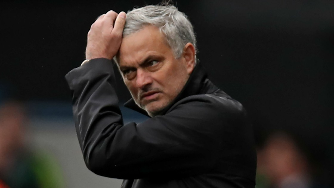 We would have needed 10 hours to score, Mourinho says after loss at Newcastle