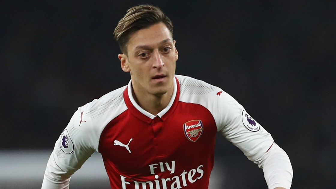 Arsenal Hold 'Positive' Ozil Contract Talks As He Targets Premier League Stay