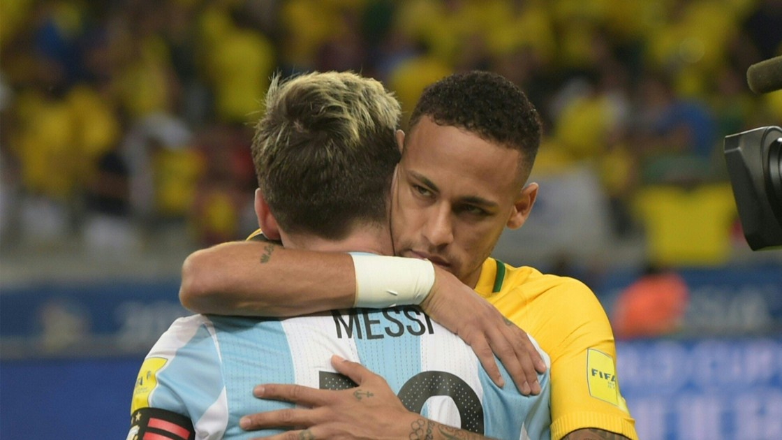 How Neymar And Brazil Could Ruin Messi And Argentina's World Cup Dreams