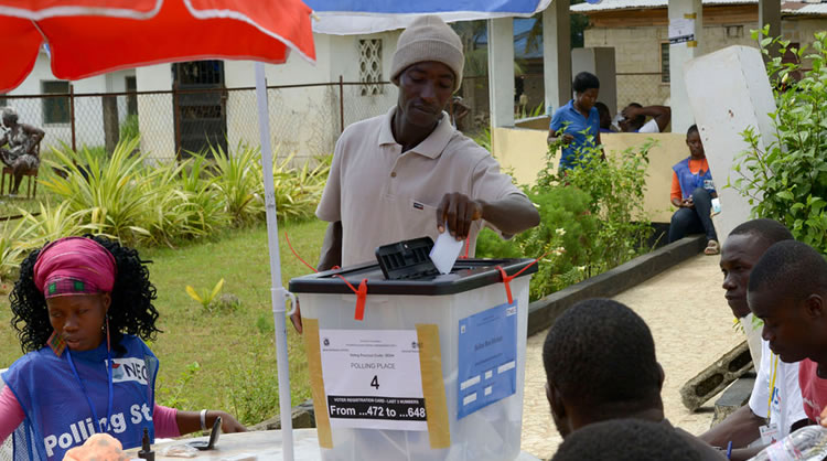 Liberia: How The Upcoming Election May Play Out.