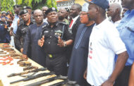 500 Youths Give Up Arms, Renounce Cultism In Ikorodu Community