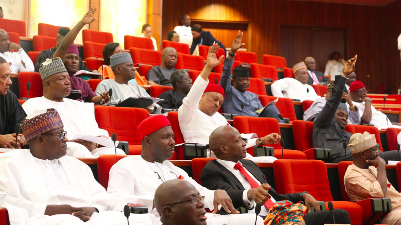 Senate Decries Inadequate Health Facilities ...Urges FG, SG, To Intervene