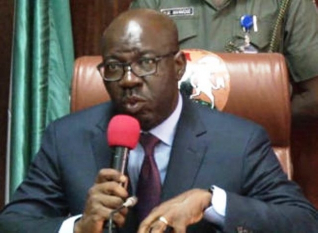 Lent: Obaseki Enjoins Catholics, Christian Communities On Spiritual Rebirtha