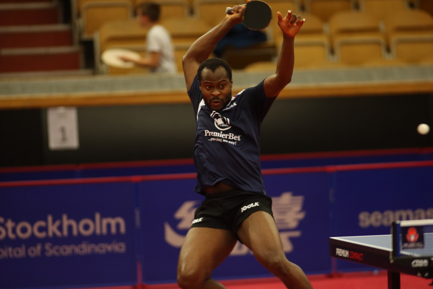 Quadri Ends 2017 At 21 In Latest ITTF Ranking