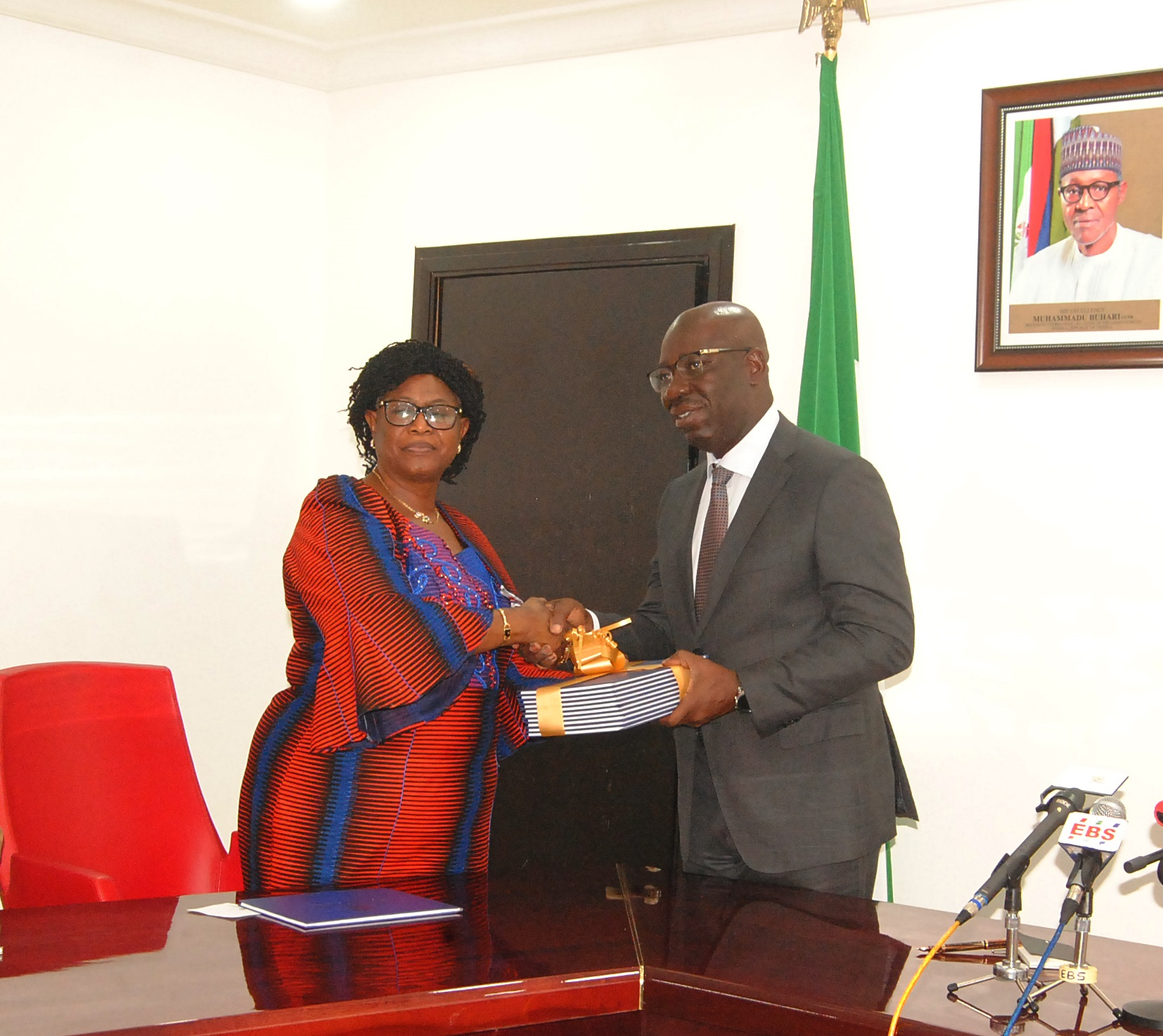 Ongoing civil service reforms will enhance productivity - Obaseki
