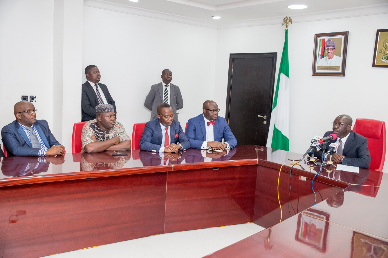 Edo Govt., CBN Set Aside N500m Credit Facility To De-Risk Agric Investments....Scheme To Support Large, Commercial Farming