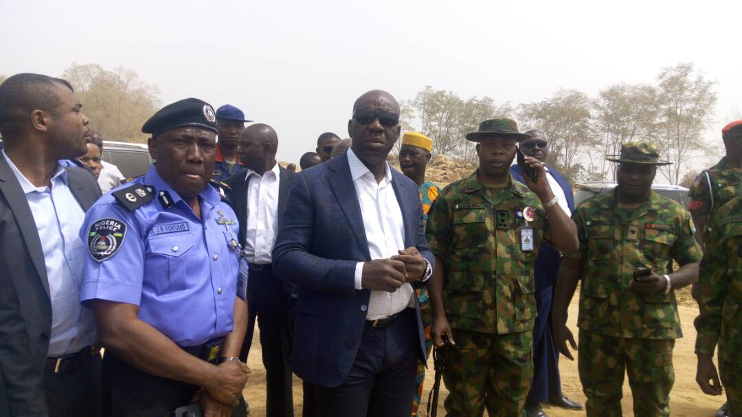 The Brewing tension in Okpella: Obaseki's proactive steps to prevent crisis