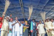 Edo agog as APC receives PDP Reps Member, ex-PDP Guber aspirant, followers