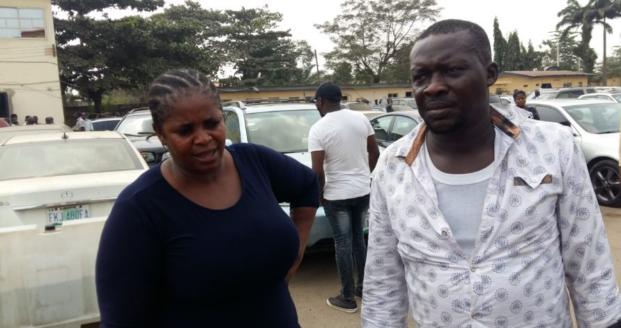 Police uncover baby factory, arrest couple in Lagos