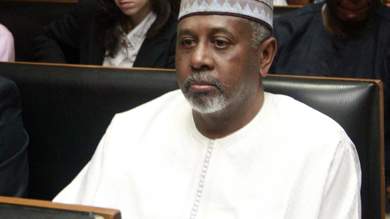 Court Says FG Can Proceed With Dasuki's Trial If Counsel Fails To Appear By April 9
