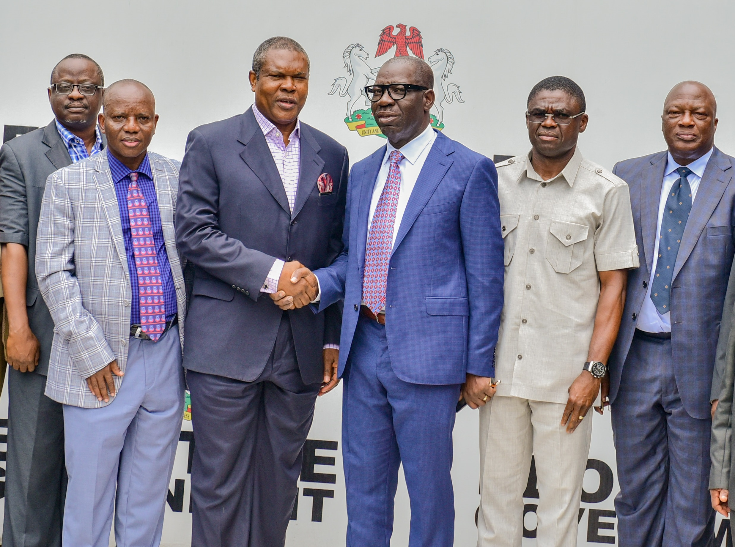 AAU: Obaseki Lifts Embargo On Employment, Tasks Governing Council On Reforms