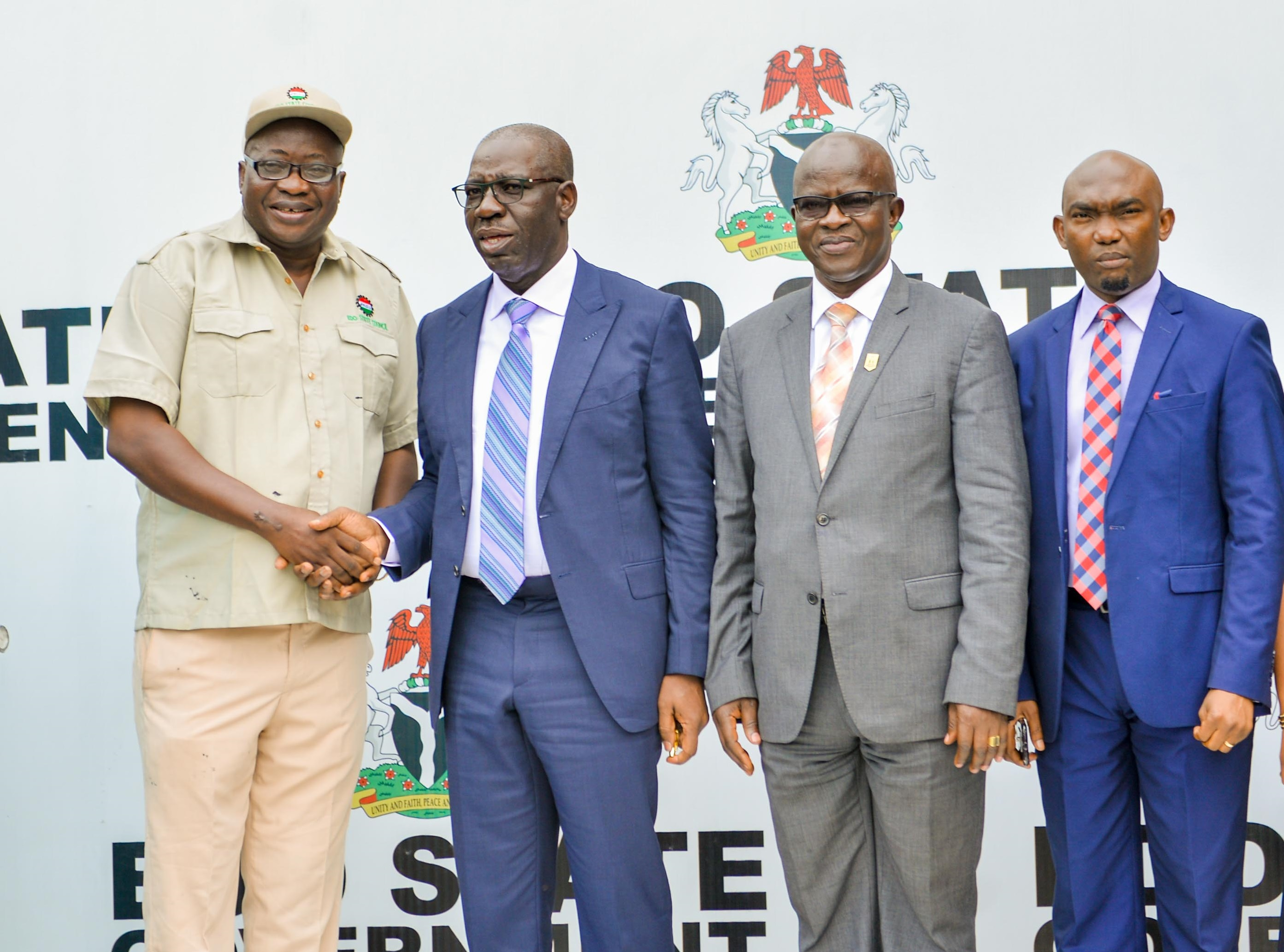 We'll never go back to the era of thuggery in Edo, says Obaseki