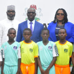 Obaseki Mulls Football Tourney For Edo Primary Schools