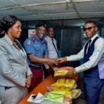 Sirbanks Donates Kits To EDSTMA