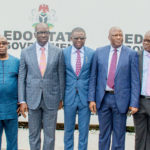 Obaseki swears-in Commissioners, Advisers, urges them to work for Edo people