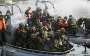 JTF rescues 2 kidnap victims, recovers arms in Bayelsa