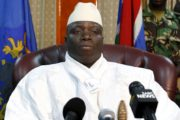 Gambian president Jammeh refuses to leave after deadline passes