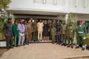 Edo Government, Nigerian Legion partner for improved security, empowerment