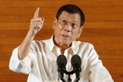 Philippine leader scraps communist truce, tells troops 'be ready to fight'