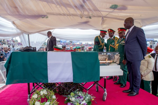 'We will not forget Ogbemudia's legacy' – Obaseki, Okowa