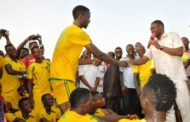 Deputy Governor saved my job – Ewere …As Insurance zoom into semi-finals of FA Cup
