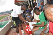 Edo Govt Spurs  Insurance Fc ahead Heartland game ...sponsors fans trip