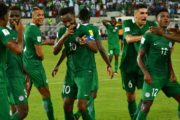 Peak Moments Of Nigeria Qualification For Russia 2018