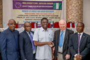 Edo flags off implementation of EU-NDSP Water, Sanitation projects